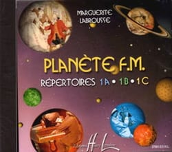 Marguerite Labrousse - CD - Planet FM Volume 1 - Listening - Sheet Music - di-arezzo.co.uk