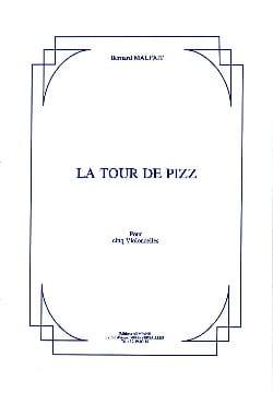 La Tour de Pizz - Bernard Malait - Partition - laflutedepan.com