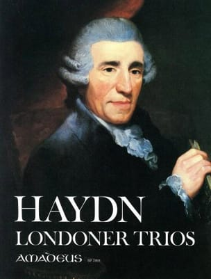 HAYDN - The London Trios - 2 Flöten Violoncello - Partitur + Stimmen - Partition - di-arezzo.fr