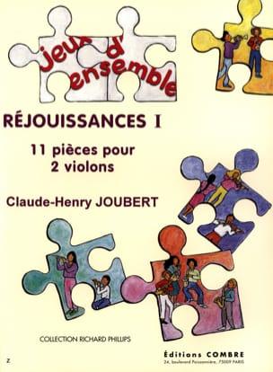 Claude-Henry Joubert - Celebrations 1 - Sheet Music - di-arezzo.com