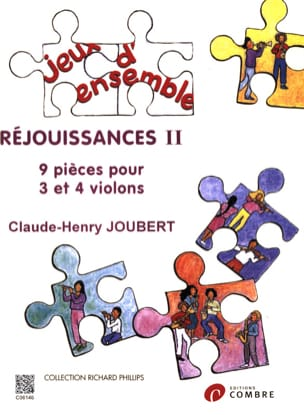 Claude-Henry Joubert - Celebrations 2 - Sheet Music - di-arezzo.co.uk