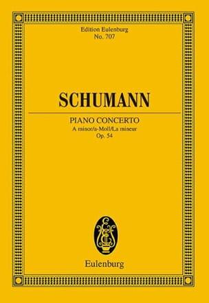 SCHUMANN - Klavier-Konzert a-moll - Sheet Music - di-arezzo.co.uk