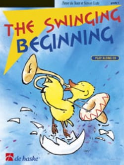The Swinging Beginning – Flute - laflutedepan.com
