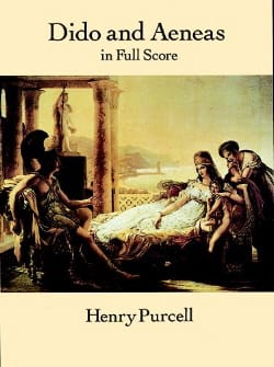 Henry Purcell - Dido and Aeneas - Full Score - Partition - di-arezzo.fr