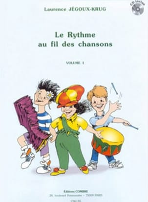 Laurence Jegoux-Krug - The Rhythm of Songs Volume 1 - Sheet Music - di-arezzo.com