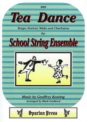 Tea Dance - School String ensemble - laflutedepan.com