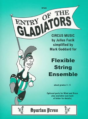 Entry of the Gladiators - String ensemble - laflutedepan.com