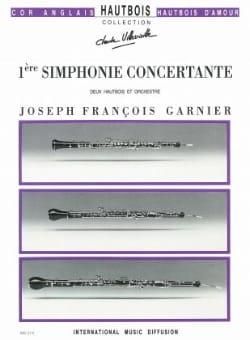 Symphonie concertante n° 1 -2 htbs et piano - laflutedepan.com