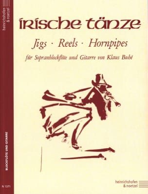 Irische Tanze - Sopranblockflöte Gitarre - laflutedepan.com