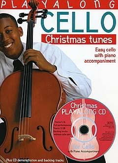 David Gedge - Cello Christmas Tunes - Cello - Sheet Music - di-arezzo.co.uk