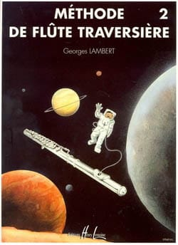 Georges Lambert - Méthode de flûte traversière - Volume 2 - Partition - di-arezzo.fr