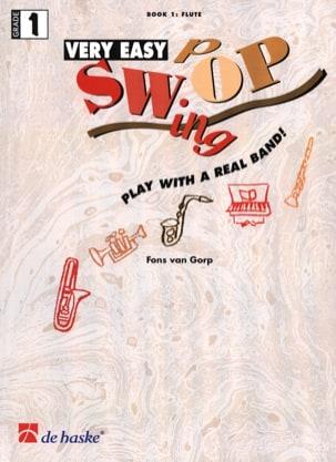 Fons van Gorp - Very Easy Swing Pop Book 1 - Sheet Music - di-arezzo.com