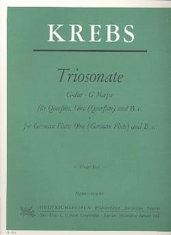 Triosonate G-Dur – Flöte Oboe BC - laflutedepan.com