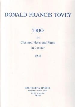 Trio in c minor op. 8 -Clarinet horn piano - laflutedepan.com