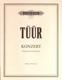 Konzert für Violoncello – Partitur - laflutedepan.com