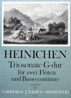 Triosonate G-Dur –2 Flöten Bc - laflutedepan.com
