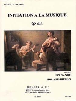 Initiation à la musique - Fernande Houard-Bieron - laflutedepan.com