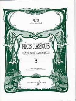 Frédéric Lainé - Classic Volume 2 Pieces - Alto - Sheet Music - di-arezzo.co.uk