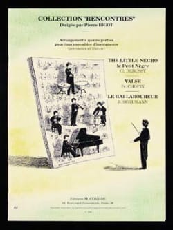 Le Petit Nègre - Valse - le Gai Laboureur –ensemble - laflutedepan.com