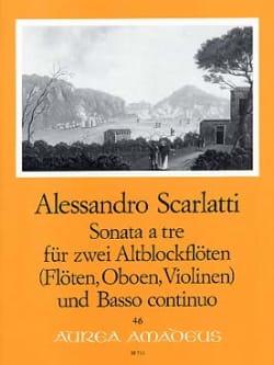 Sonata a tre – 2 Altblockflöten Bc - laflutedepan.com