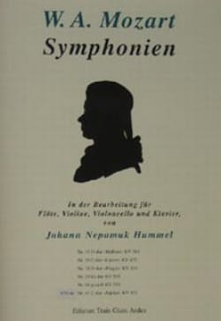 MOZART - Symphony Nr. 40 G-Moll Kv 550 - Sheet Music - di-arezzo.com