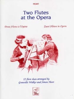 - 2 Flutes at the Opera Volume 1 - Sheet Music - di-arezzo.co.uk