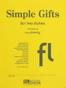 - Simple Gifts - 2 Flutes - Partition - di-arezzo.fr