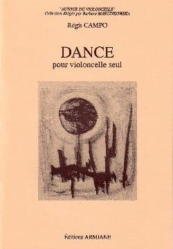Régis Campo - Dance - Partition - di-arezzo.fr
