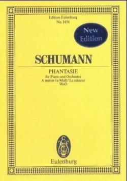 Phantasie A-Moll, Woo - Robert Schumann - Partition - laflutedepan.com
