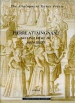 Second Livre de Danceries 1547 - 4 Instruments - laflutedepan.com
