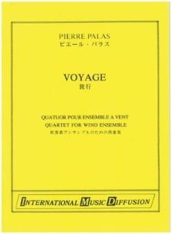 Pierre Palas - Voyage - Partition - di-arezzo.fr