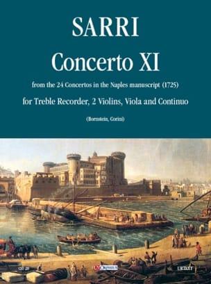 Concerto 11 –Flauto 2 violini viola e bc - laflutedepan.com