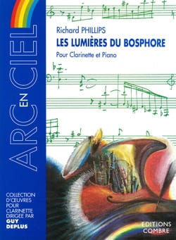 Les lumières du Bosphore - Richard Phillips - laflutedepan.com