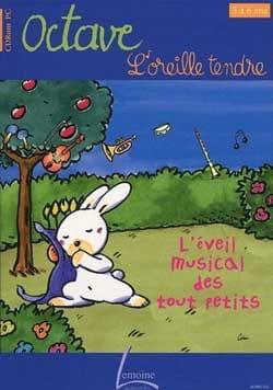 Sylvie Villemin - Octave, The tender ear - CD Rom - Sheet Music - di-arezzo.com