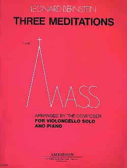Three meditations from Mass - Leonard Bernstein - laflutedepan.com