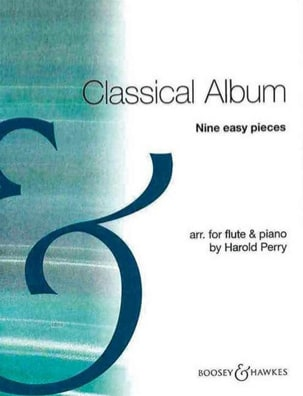 Classical Album – Flute piano - Partition - laflutedepan.com