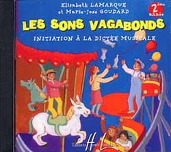 Elisabeth LAMARQUE et Marie-José GOUDARD - CD / The Vagabonds Sounds - 2nd Year - Sheet Music - di-arezzo.com
