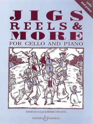 Jones Edward Huws - Jigs, Reels and more - Cello piano - Sheet Music - di-arezzo.co.uk