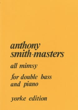 Anthony Smith-Masters - All Mimsy - Sheet Music - di-arezzo.com