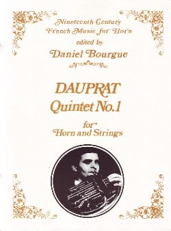 Quintet n° 1 - Horn and Strings - Parts - laflutedepan.com