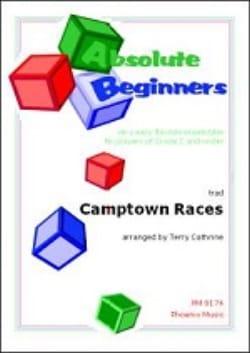 Camptown Races - Traditionnel - Partition - laflutedepan.com