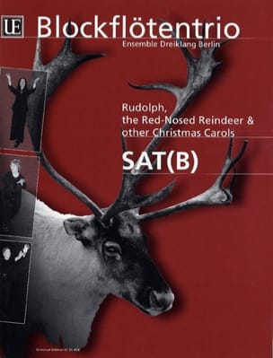 Dreiklang Berlin Ensemble - Rudolph, the red nosed Reindeer - Other Christmas Carols - Sheet Music - di-arezzo.co.uk