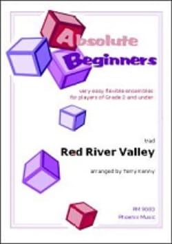 Red River Valley - Traditionnel - Partition - laflutedepan.com