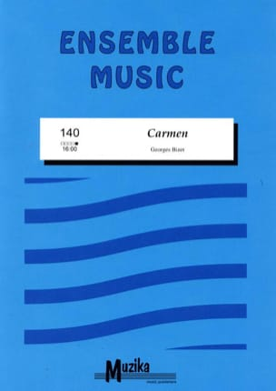 BIZET - Carmen - Together - Sheet Music - di-arezzo.com