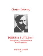 DEBUSSY - Debussy Suite # 1 - Wind quintet - Parts - Partition - di-arezzo.co.uk