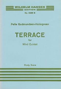 Terrace -Wind quintet - Stimmen - laflutedepan.com