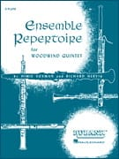 H. - Hervig R. Voxman - Score And Parts Repertoire Ensemble - Wind Quintet - Sheet Music - di-arezzo.co.uk