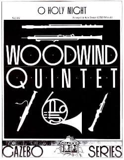 - O Holy Night - Woodwind quintet - Sheet Music - di-arezzo.co.uk
