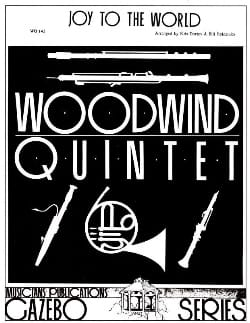- Joy to the World – Woodwind quintet - Partition - di-arezzo.fr