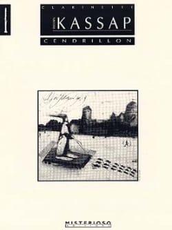 Sylvain Kassap - Cinderella - Sheet Music - di-arezzo.com